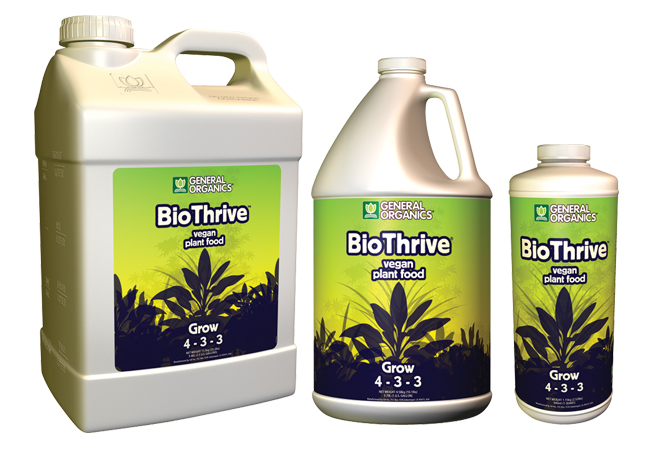 GH BioThrive Grow 15 Gallon