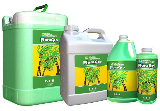 GH Flora Gro 15 Gallon