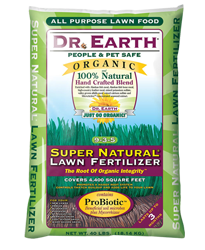 Dr Earth Lawn Food 40 lbs