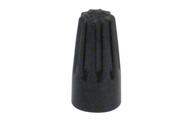 Black Wire Nut