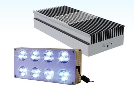 AquaIllumination AI SOL WHITE W/ POWER SUPPLY