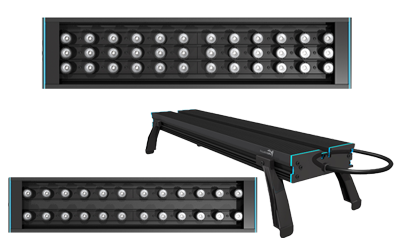 Aquatic Life 36IN 1W x 54 Led Expandable (2/CS)