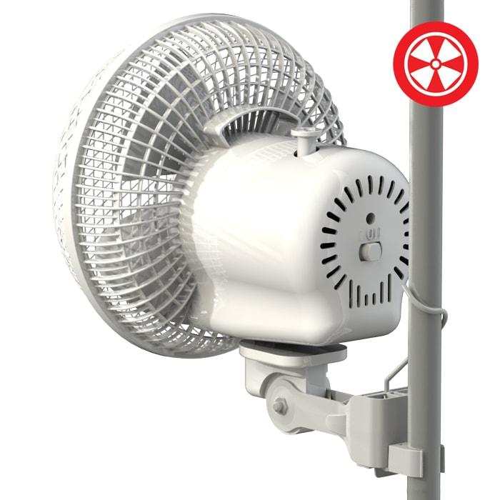 20w monkey fan oscillating version 2 dl 601119 ventilation