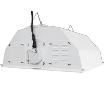 SS CONVERTIBLE REFLECTOR 		LOUVERED AC COVER, CONTROL WIZARD