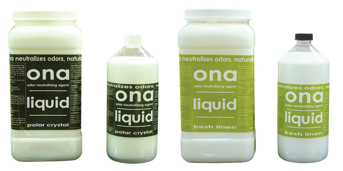 ONA LIQUID - POLAR CRYSTAL GALLON (4/CASE)