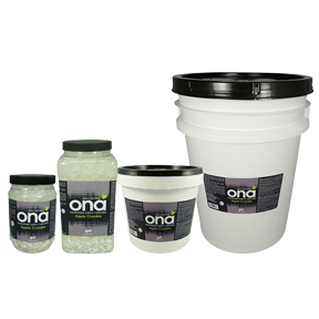 Ona Apple Crumble 4 Liter Gel Jar (4/Cs)