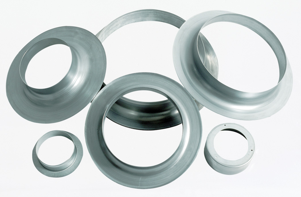 CAN-FILTER FLANGES 4""