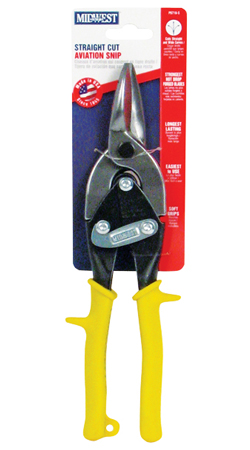 Straight Cut Tin Snips