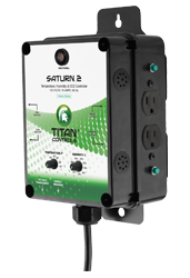 Titan Controls Saturn 2 - Temperature / Humidity and CO2 Controller