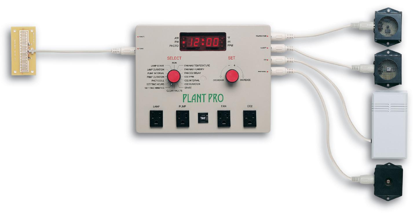 SOLATEL HGC-3 PLANT PRO CONTROLLER WITH CO2