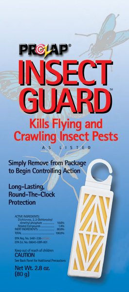 PROZAP� INSECT GUARD� (85/CASE)