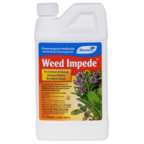 Monterey Weed Impede Gallon (4/Cs)