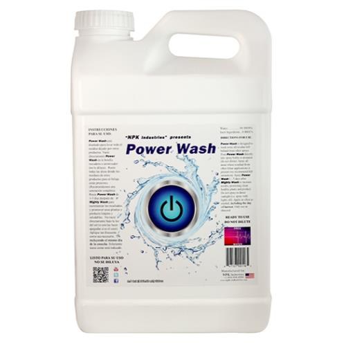 Power Wash 2.5 Gallon