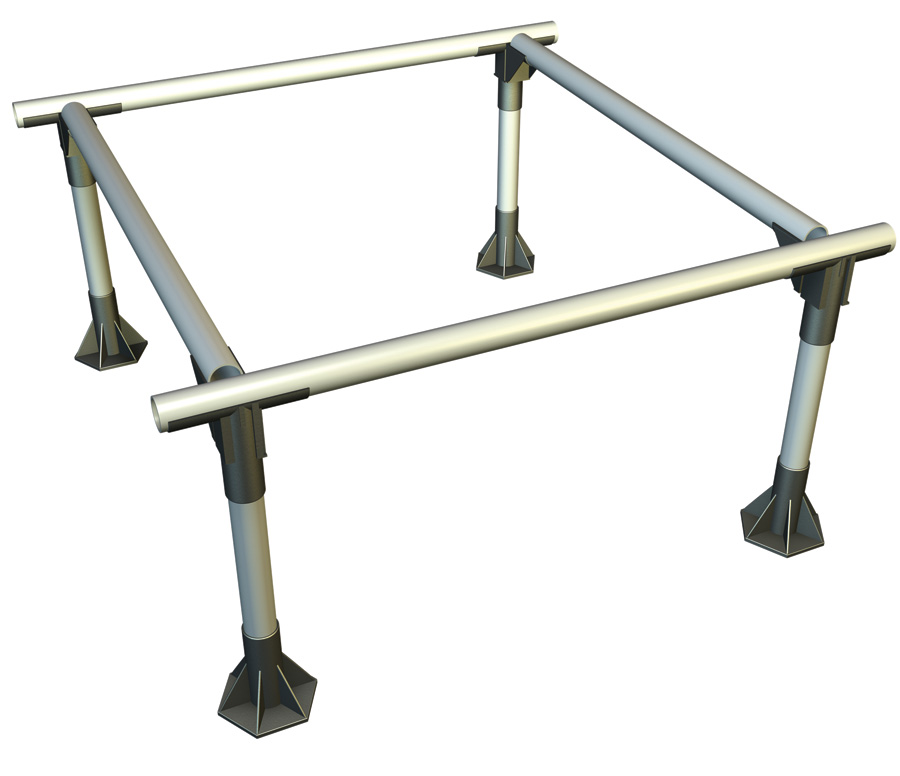 SNAPTURE® SNAPSTAND 4 X 4 TRAY STAND