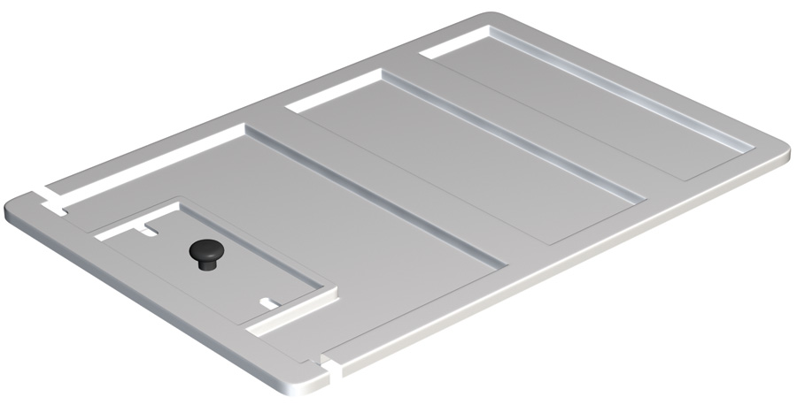 20 GALLON RESERVOIR LID-GH W