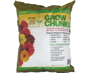 GRODAN GROW CHUNKS (1EA = 3 BAGS)