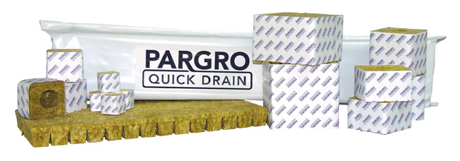 "PARGRO� STONEWOOL QD BLOCKS - LARGE 4"" X 4"" X 4"" (6 STRIPS/WRAP) (12 WRAPS/CASE) (30 CASES/PALLET)"