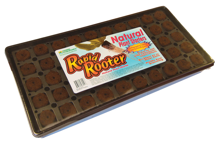 RAPID ROOTER� PLUG TRAY - PLUGS INCLUDED (12/CASE)