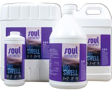 AI ROOTS ORGANICS SOUL SYNTHETICS BIG SWELL 2-5-3 - 2.5 GALLON (2/CASE)