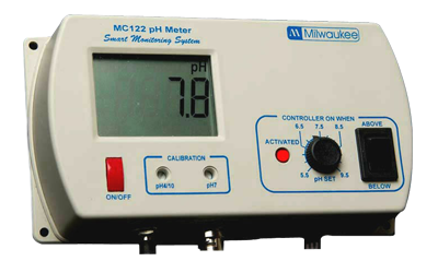Milwaukee pH Controller MC122