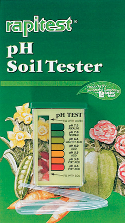 RAPITEST pH SOIL TESTER (12/CASE)