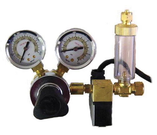 MI CO2 REGULATOR (Ships from FL or TN only)