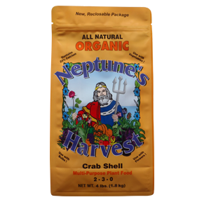 Neptunes Harvest Crab Shell 4 lb Bag (6/Cs)