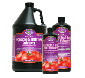 Microbe Life Vegetable & Fruit Yield Enhancer Gallon (4/Cs)