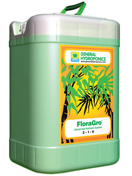 FLORA GRO™ 6 GALLON