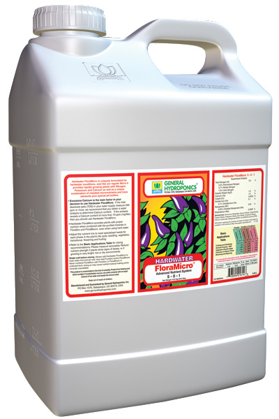 GHBB� HARDWATER FLORA MICRO� 2.5 GALLONS (2/CASE)