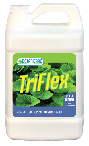 BOTANICARE� TRIFLEX GROW GALLON (4/CASE)