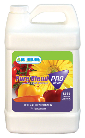 BOTANICARE� PUREBLEND� PRO BLOOM GALLON (4/CASE)