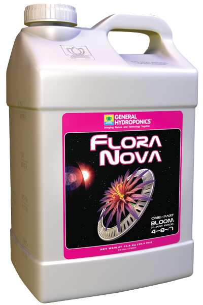 GHBB� FLORANOVA� BLOOM 2.5 GAL (2/CASE)S)