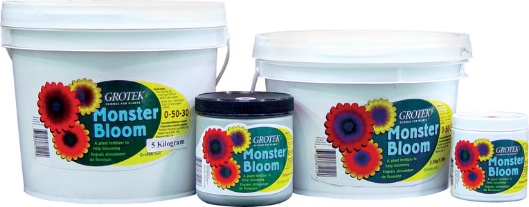 GROTEK� MONSTER BLOOM� 0-50-30 - 500G (6/CASE)