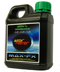 MAX FX GROW 1L / 34OZ  (12/CASE)