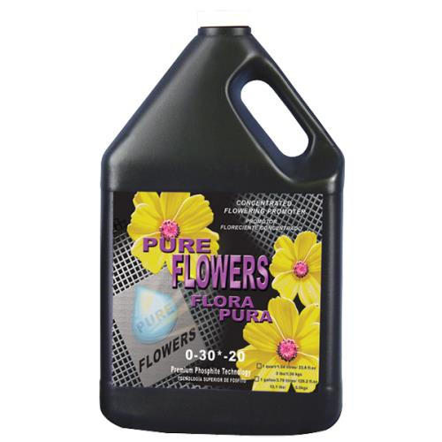 HYGROCORP® PURE FLOWER 0-30-20 - QUART (12/CASE)