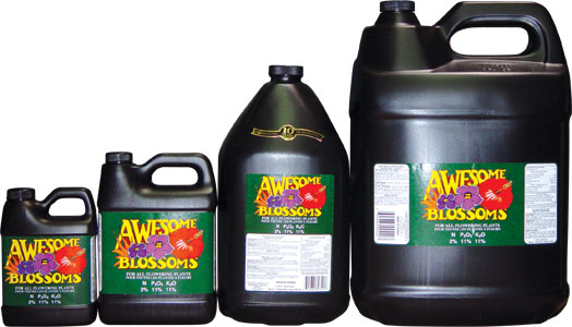 TECHNAFLORA® AWESOME BLOSSOMS™ 2-11-11 - 4 LTR (4/CASE)