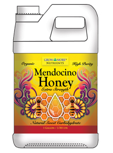 Grow More Mendocino Honey Gallon