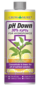 PH DOWN 15% QUART
