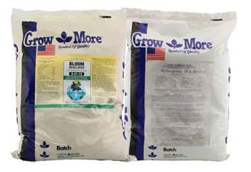 Grow More Water Soluble Grow 25lb