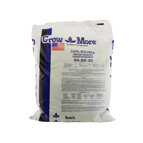 Grow More Water Soluble General Purpose 25 lb