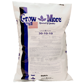 Grow More Water Soluble (30-10-10) 5 lb (10/Cs)