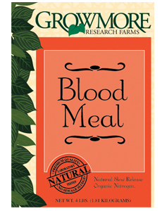 Grow More Blood Meal 3lb (10/Cs)