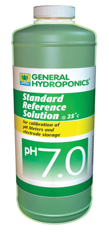 pH 7.0 CAL SOLUTION 8OZ (12/CASE)