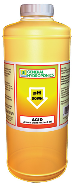 pH DOWN QUART (12/CASE)