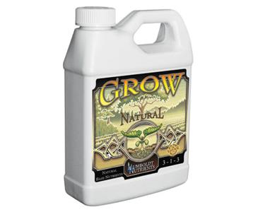 HUMBOLDT NATURAL GROW 32OZ 12/CS