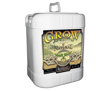 HUMBOLDT NATURAL GROW 2.5 Gallons 2/CS