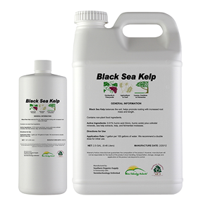 VermaPlex Black Sea Kelp 2.5 Gallon (2/Cs)