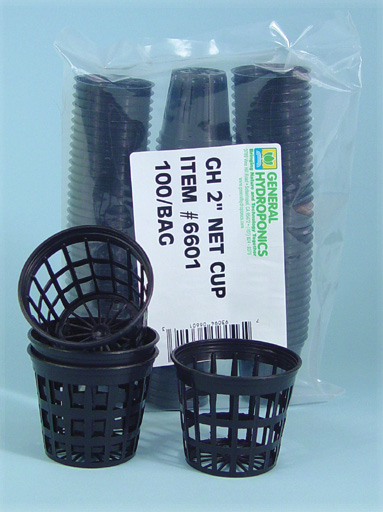 "NET CUPS 2"" (100/BAG) SOLD IN BAG QUANTITIES ONLY"