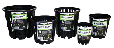 RediRoot Aeration Container 7 Gallon (10/Cs)